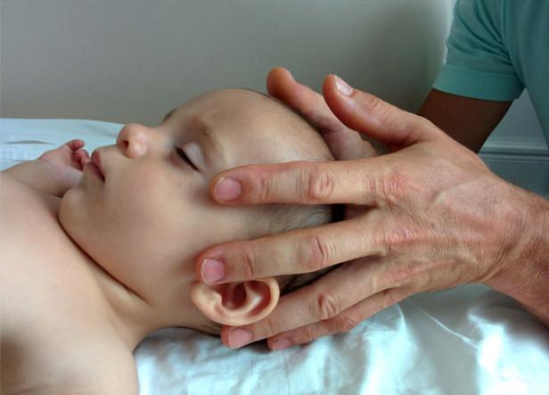 Osteopatia Bebes y Niños